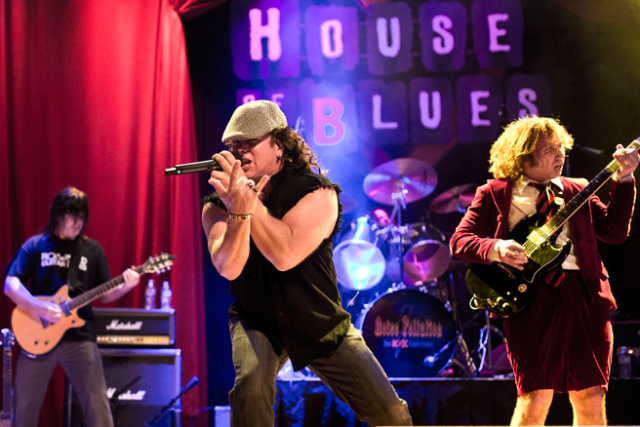 AC/DC Tribute Noise Pollution - Outdoor Dining & Live Music