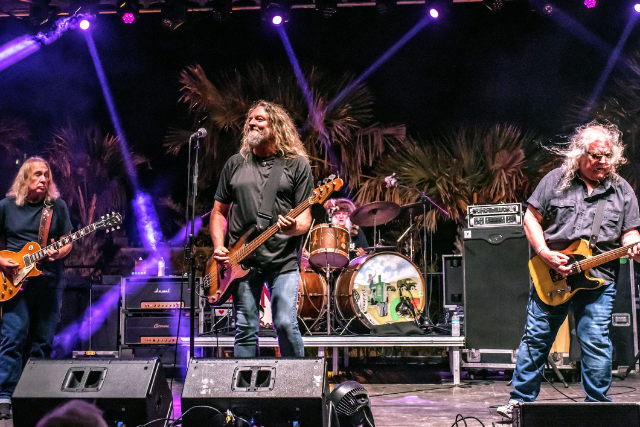 The Kentucky Headhunters at The Wharf at Sunset Walk