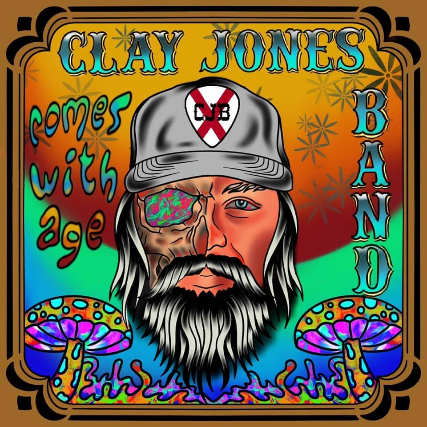 Clay Jones Band at Zydeco