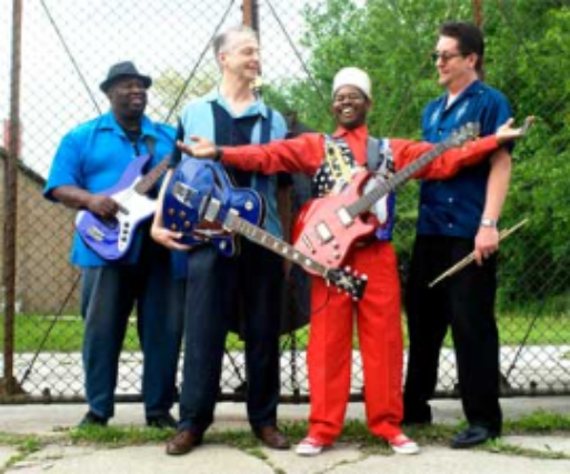 Lil Ed and the Blues Imperials at Shank Hall