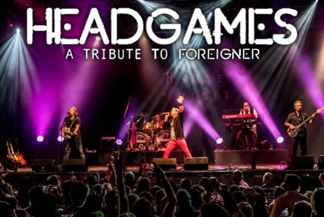 Head Games: A Foreigner Tribute at Club LA