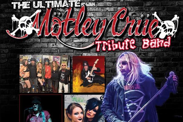 Ultimate Motley Crue Tribute -plus- Ultimate Ratt Tribute