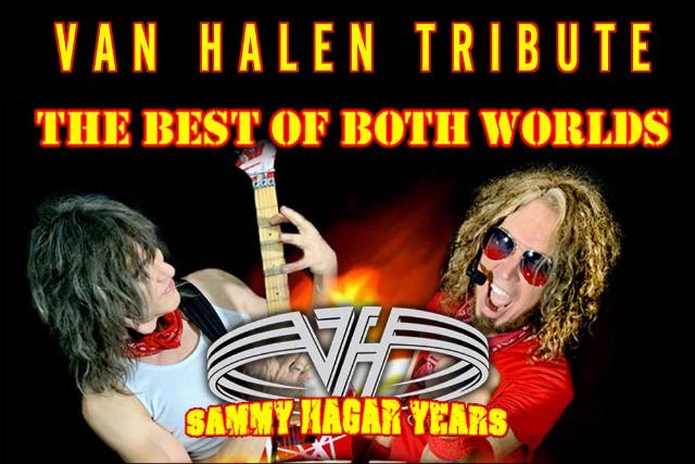 Van Halen Tribute - Sammy Hagar Years at Club LA
