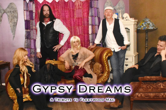 Fleetwood Mac Tribute Gypsy - Outdoor Dining & Live Music