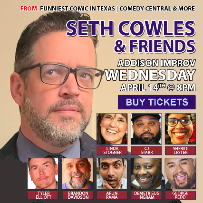 Seth Cowles and friends