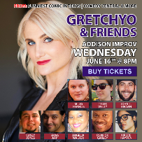 Gretchyo and friends
