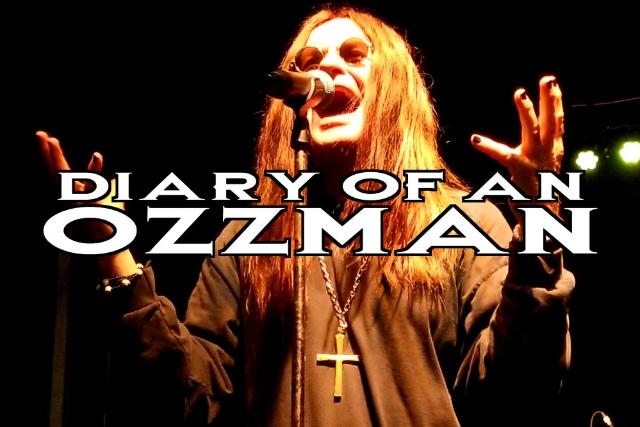 Diary of an Ozzman plus October Noir at Club LA