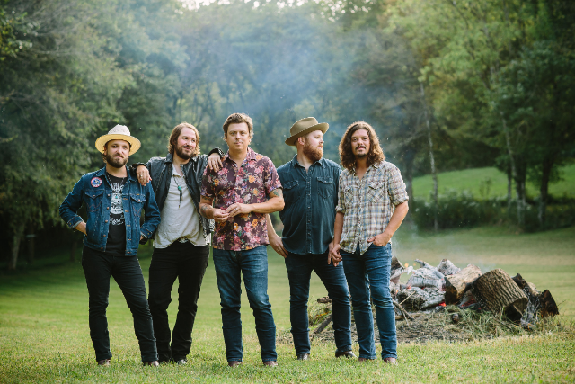 The Wild Feathers - Live on the Outdoor Stage
