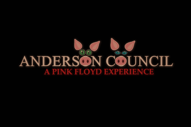"""Anderson Council : A Pink Floyd Experience, """"The Wall Of Animals"""""""