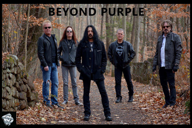 Beyond Purple: Deep Purple Tribute- LIMITED AUDIENCE + LIVE STREAM at Daryl's House Club