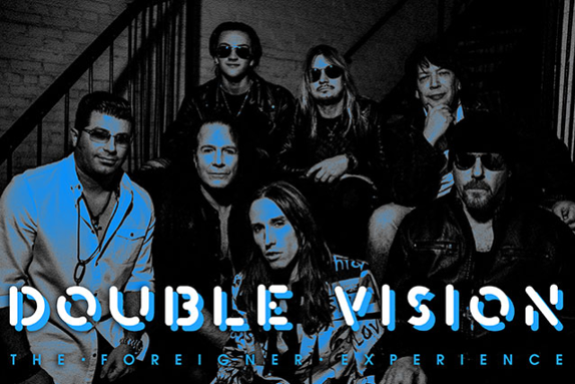 Double Vision: The Foreigner Experience - LIMITED AUDIENCE + LIVE STREAM at Daryl's House Club