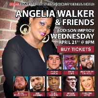 Angelia Walker and friends