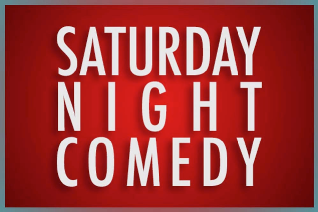 Saturday Night Comedy Sat 03 Jul