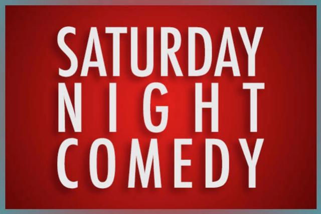 Saturday Night Comedy Sat 09 Oct