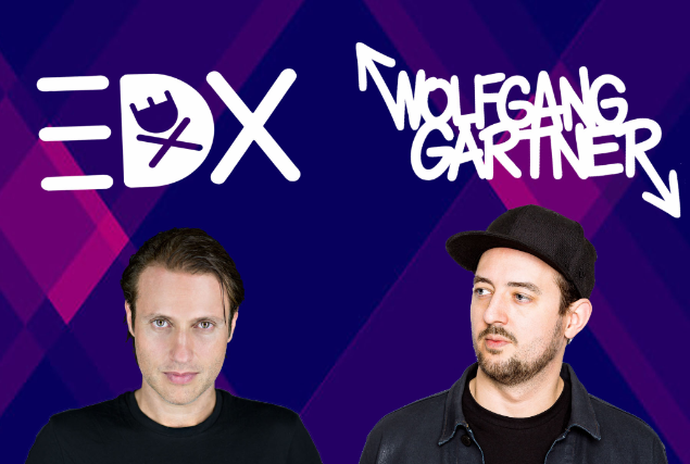 SORRY, THIS EVENT IS NO LONGER ACTIVE<br>EDX + Wolfgang Gartner at Marquee Theatre - Tempe, AZ 85281
