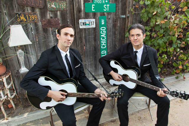 Everly Brothers Tribute at We-Ko-Pa Casino Resort