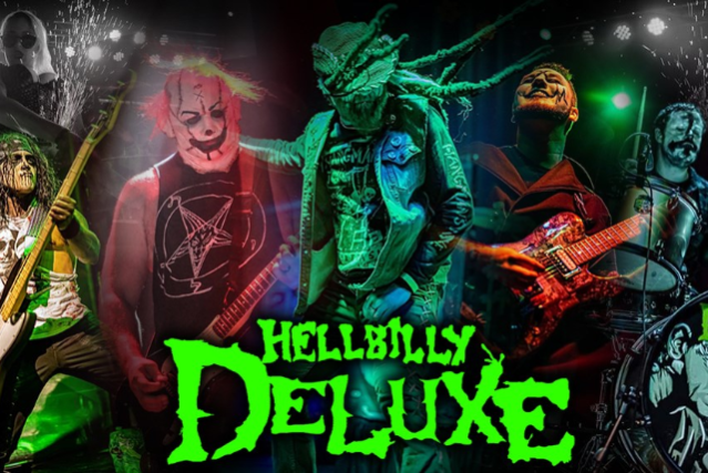 Hellbilly Deluxe - A Rob Zombie Experience at Club LA