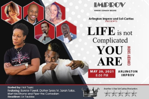 Life Is Not Complicated - YOU ARE Comedy Show
