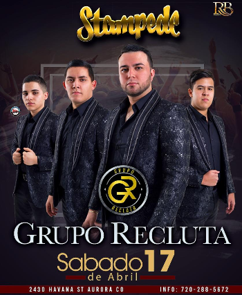 Grupo Recluta at Stampede