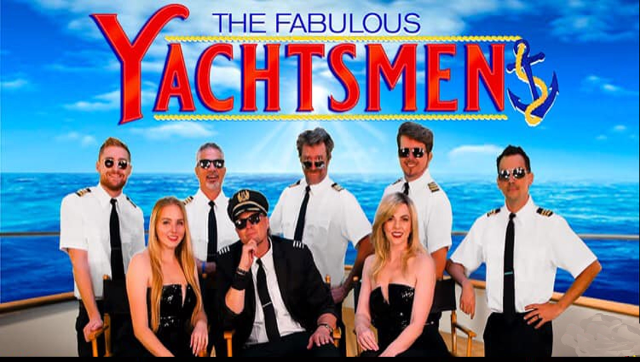 The Fabulous Yachtsmen at Marquee Theatre - Tempe, AZ 85281