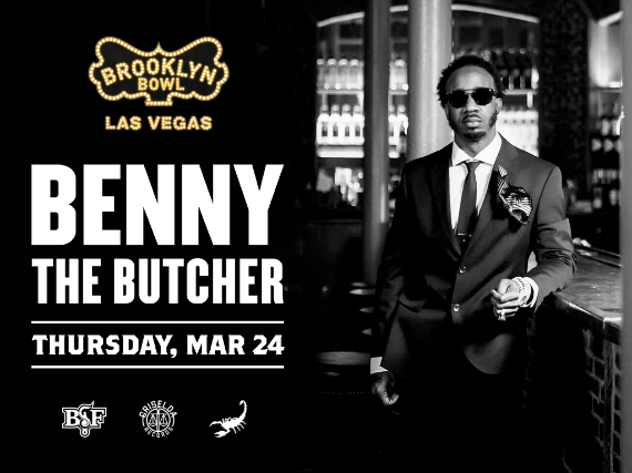 More Info for Benny The Butcher - The Burden of Plugs Tour