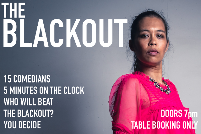 The Blackout Thu 22 Jul