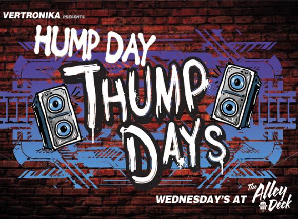 Hump Day Thump Days