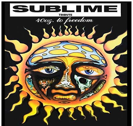 40 Oz To Freedom (Sublime Tribute Band) at Cabooze