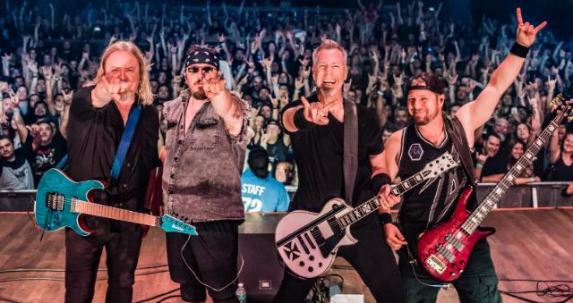 Metallica Tribute Damage, Inc. at Gaslamp Long Beach