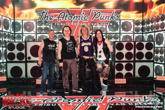 Van Halen Tribute The Atomic Punks at Gaslamp Long Beach