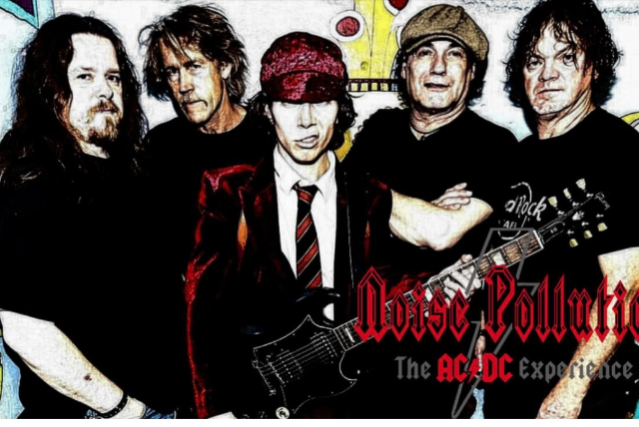 AC/DC Tribute Noise Pollution at Gaslamp Long Beach
