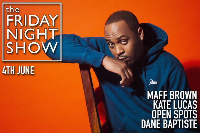 The Friday Night Show Fri 04 Jun