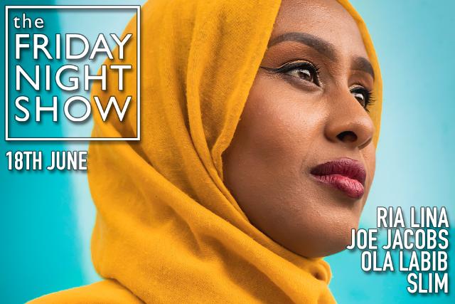 The Friday Night Show Fri 18 Jun