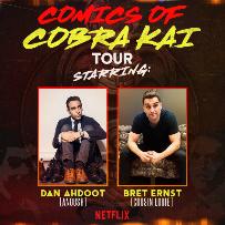 Comics of Cobra Kai - Dan Ahdoot & Bret Ernst