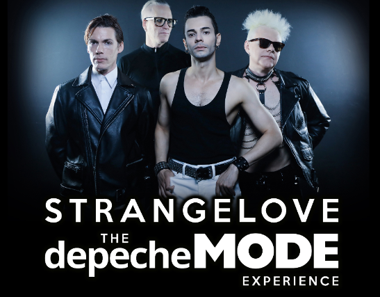 Strangelove - The Depeche Mode Experience at Marquee Theatre