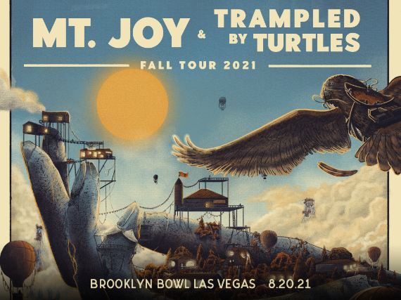 More Info for Mt. Joy & Trampled By Turtles Fall Tour 2021