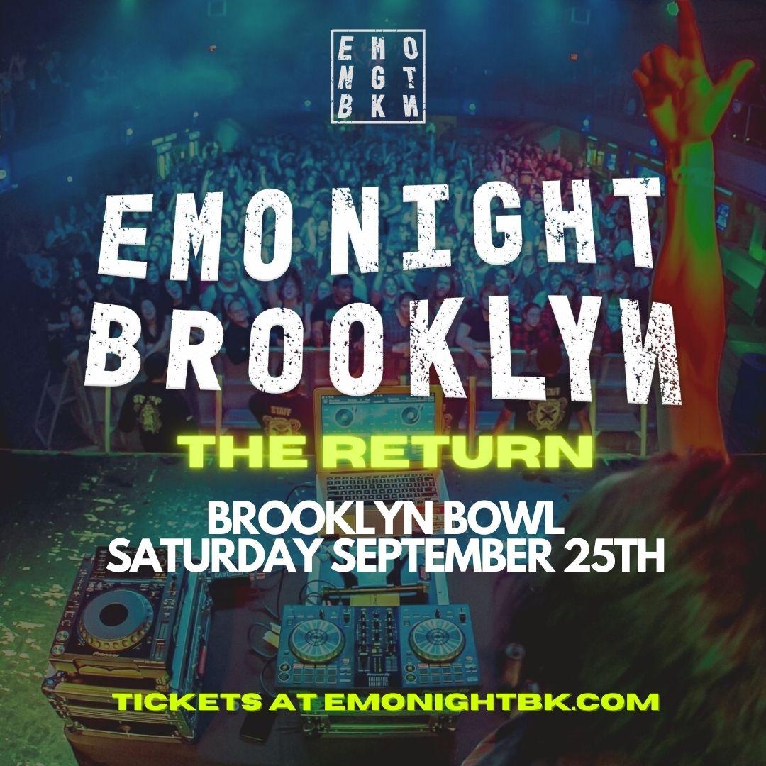 Emo Night Brooklyn: The Return