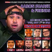 Cinco De Mayo with Aaron Suarez & Friends