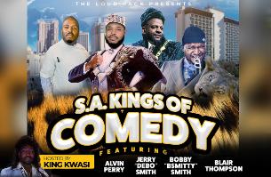 SA Kings of Comedy
