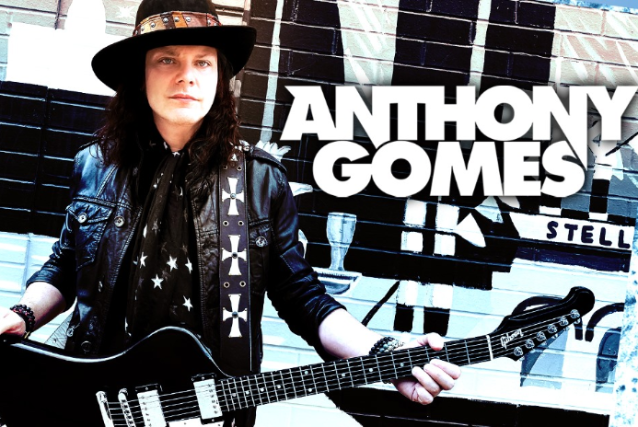 Anthony Gomes, Sunny Bleau at The Token Lounge