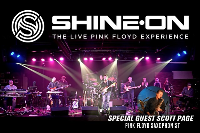Shine On - Pink Floyd Tribute at The Coach House
