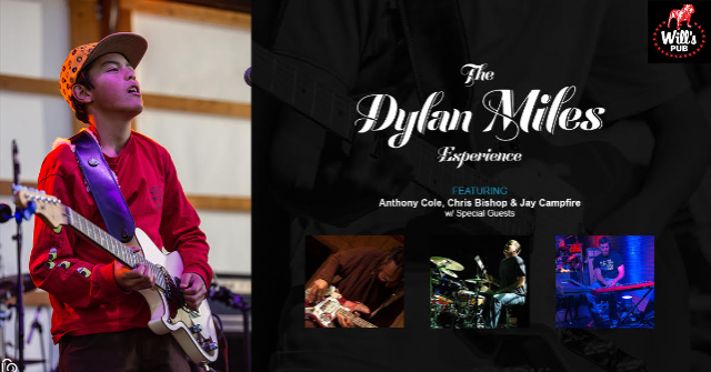 The Dylan Miles Experience