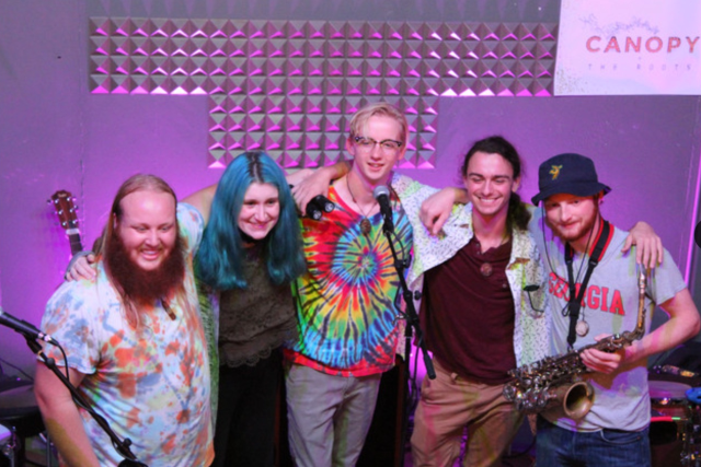 Cam and His Dam Jam Band , Drew Young Thomas