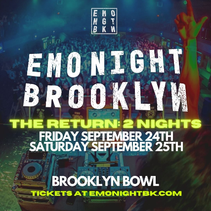 More Info for Emo Night Brooklyn - The Return