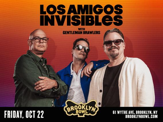 More Info for Los Amigos Invisibles
