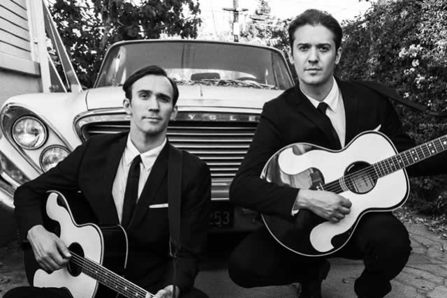 The Everly Brothers Experience at The Coach House