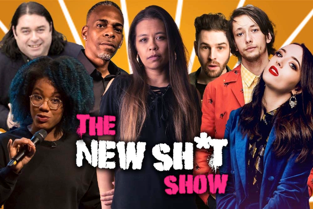 The New Sh*t Show! Tue 01 Jun
