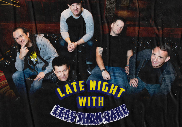 Less Than Jake LIVESTREAM