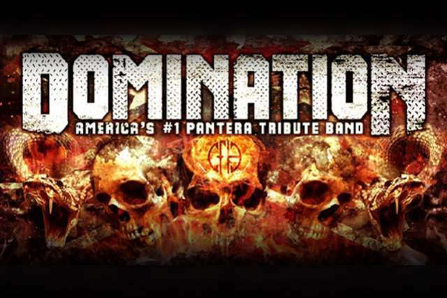 Domination: A Tribute To Pantera at Pop's Concert Venue