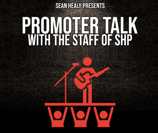 Promoter Talk with the Staff of SHP - Hosted On Clubhouse